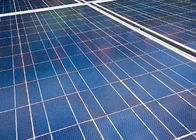 Commercial Stock Solar Panels Anodized Aluminilum Frame Easy Maintain
