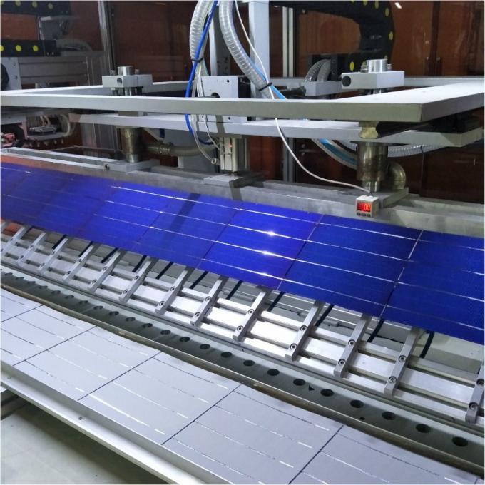 Tahan lama Sunpower Jinko Solar Panels Tempered Glass 1956x992x50 Mm